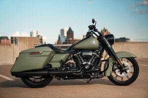 2021 Harley Davidson Road King Special