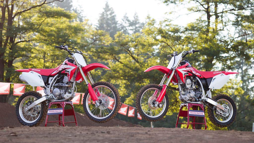 2021 Honda CRF150R
