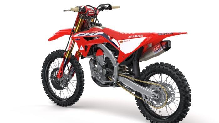 2021 Honda CRF450RWE