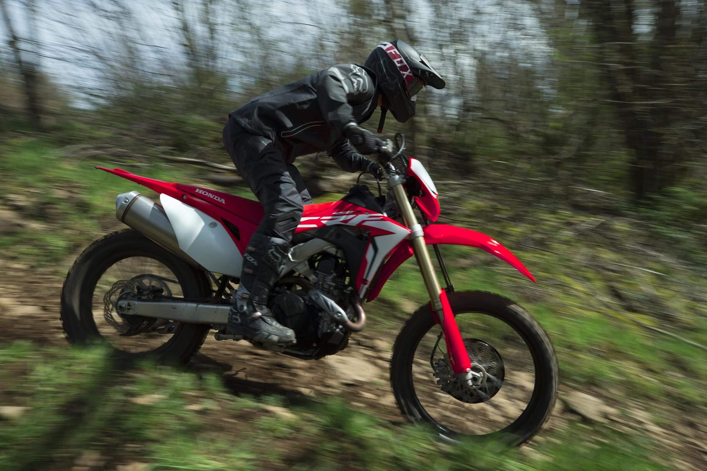 2021 Honda CRF450X