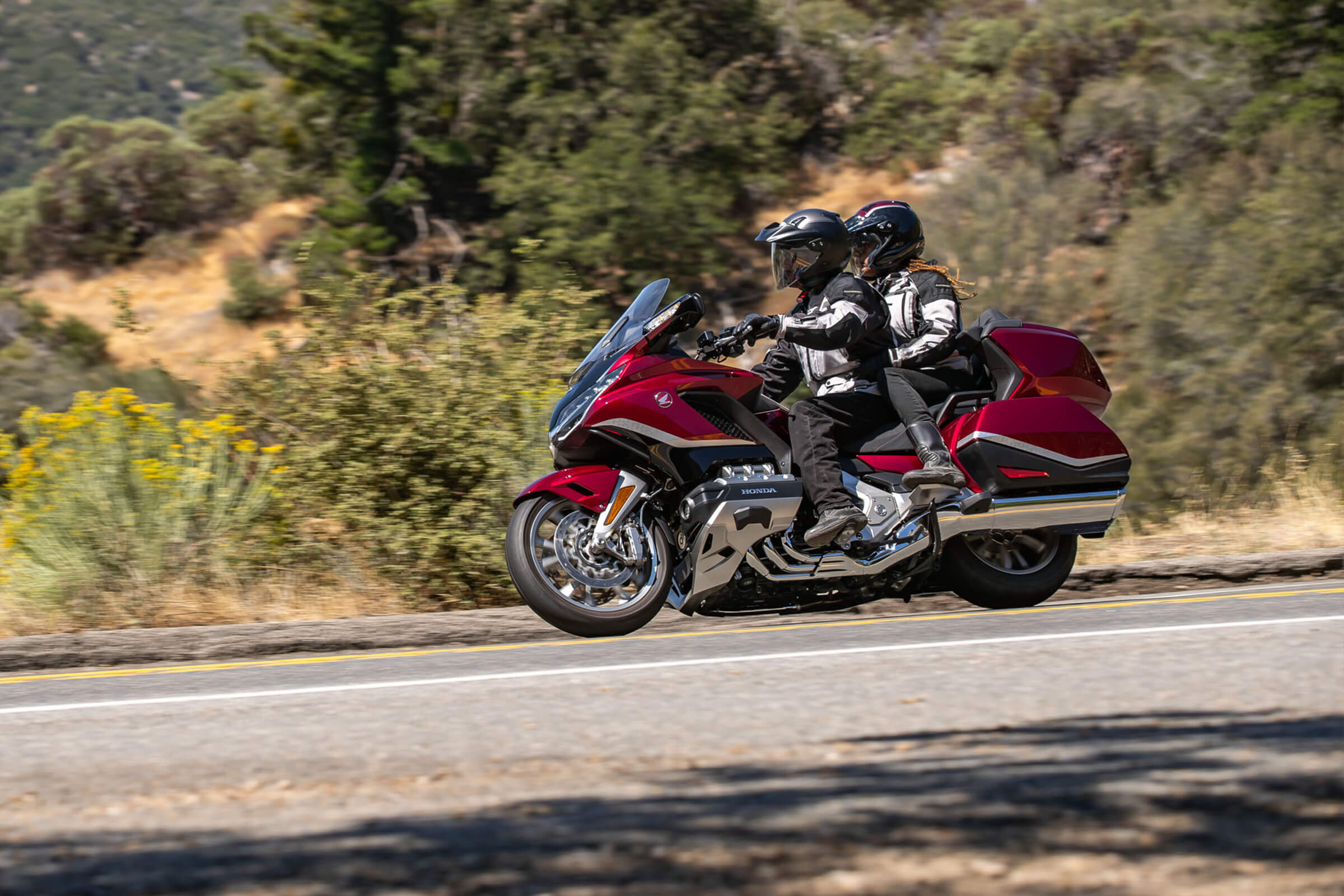 2021 Honda Gold Wing Gold Wing Tour Specs Features Photos Wbw