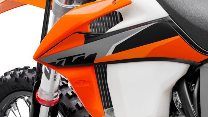 2021 KTM 350 XCF-W