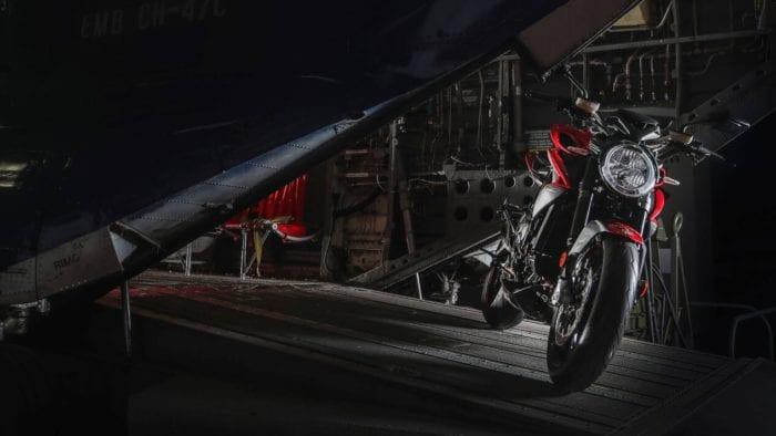 2021 MV Agusta Brutale 800 RR