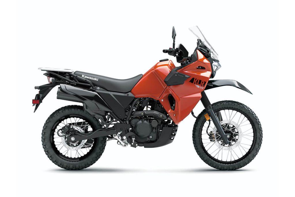 2022 Kawasaki KLR 650