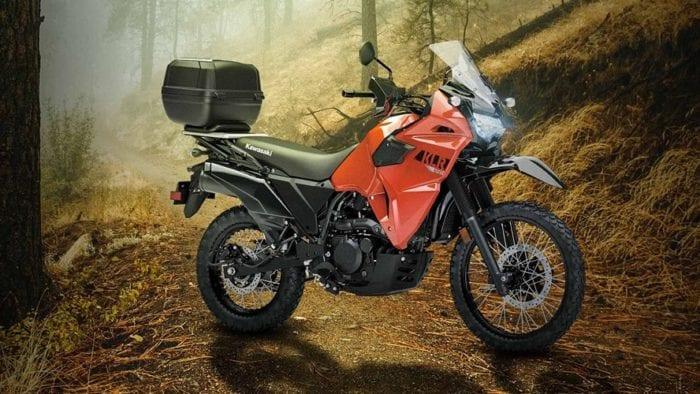 2022 Kawasaki KLR 650 Traveler