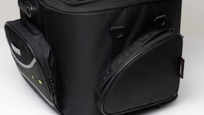 Front and side pockets of 70025 bag