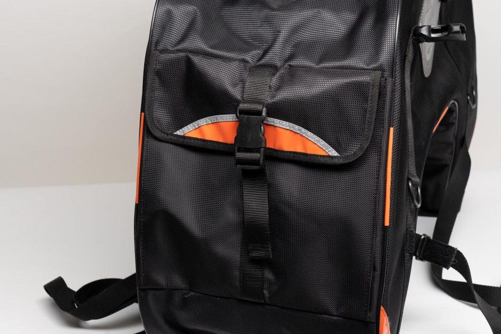 Side pockets on 70086 Sentor bag