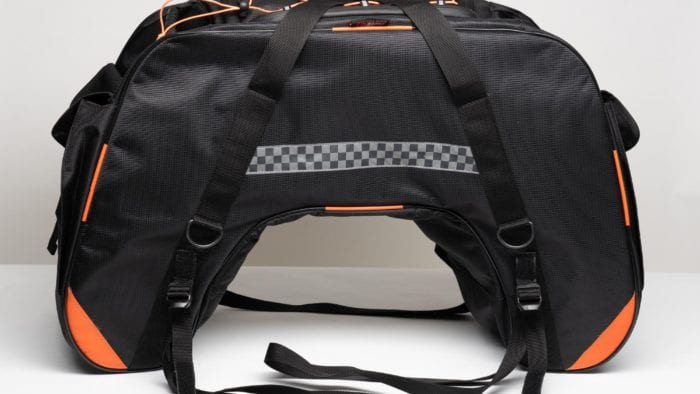 Front view of the 70086 Sentor bag