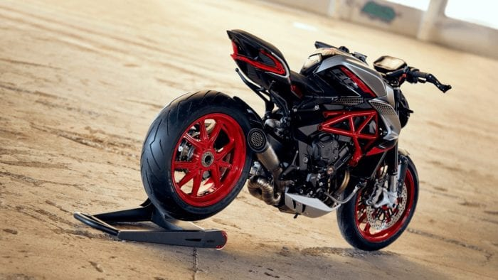 2021 MV Agusta Dragster 800 RC SCS