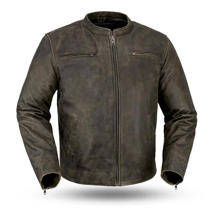 first manufacturing drifter jacket