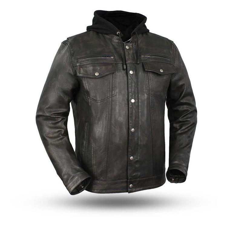 first manufacturing vendetta jacket