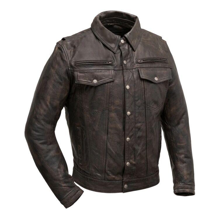 first manufacturing villain jacket