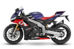2021 Aprilia RSV4 Factory 1100 [Model Overview]