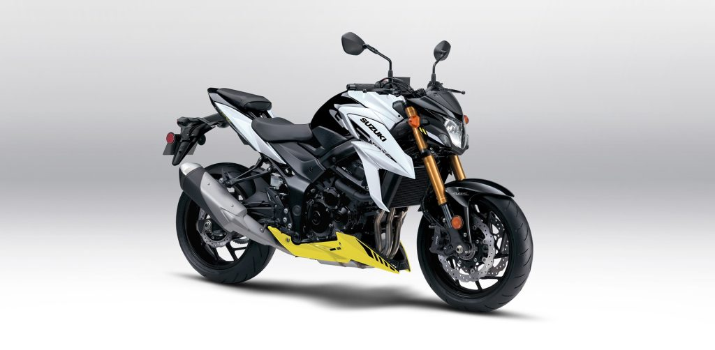 2021 Suzuki GSX-S750Z / GSX-750Z ABS