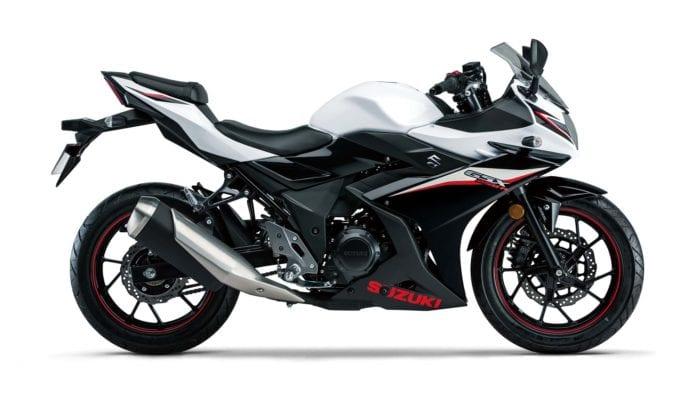 2021 Suzuki GSX250R ABS