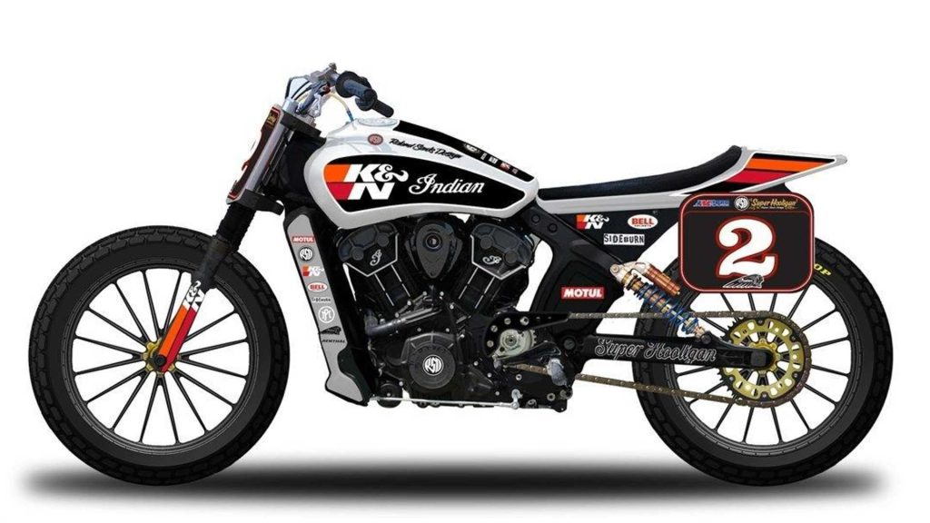Reimagine Your Indian Scout With Roland Sands Design New Street Tracker Kit