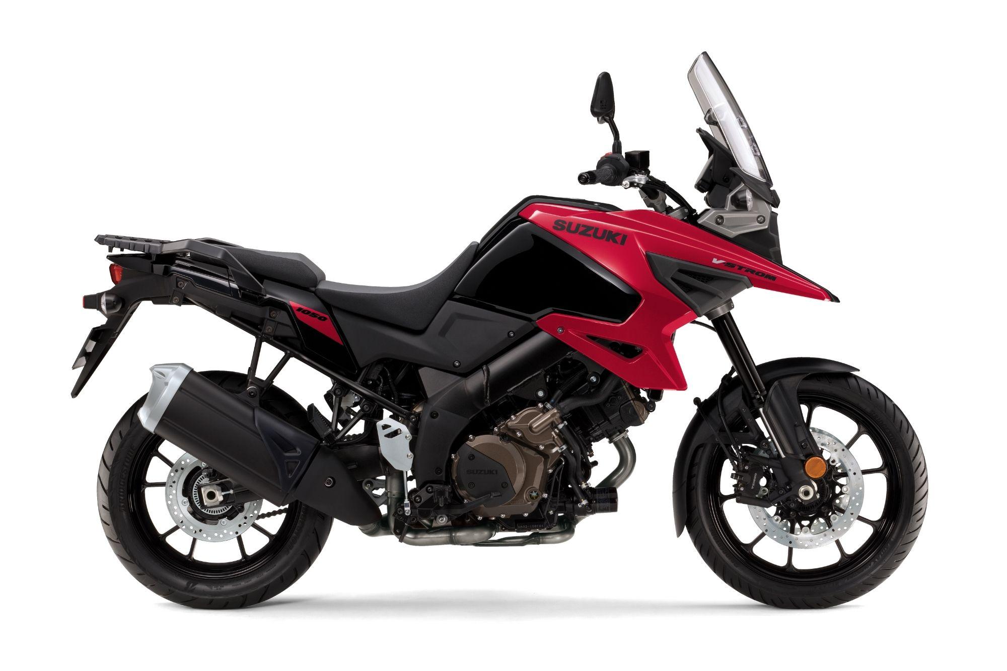 2021 Suzuki V-Strom 1050