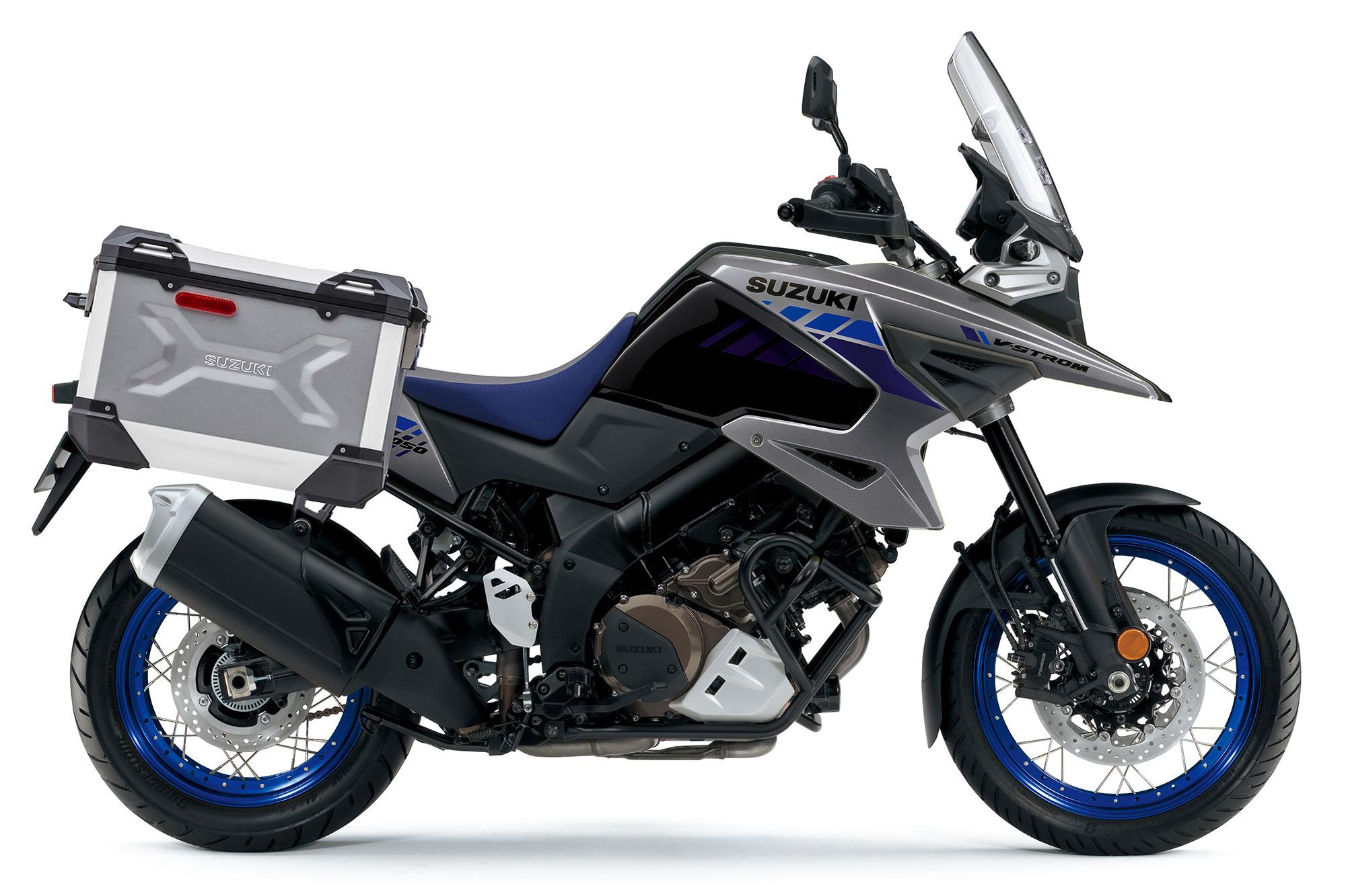 2021 Suzuki V-Strom 1050XT Adventure