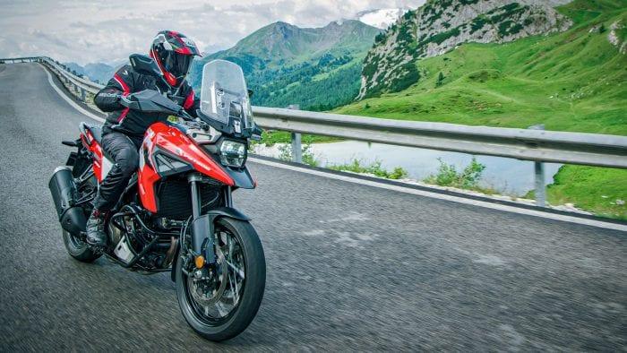 2021 Suzuki V-Strom 1050XT
