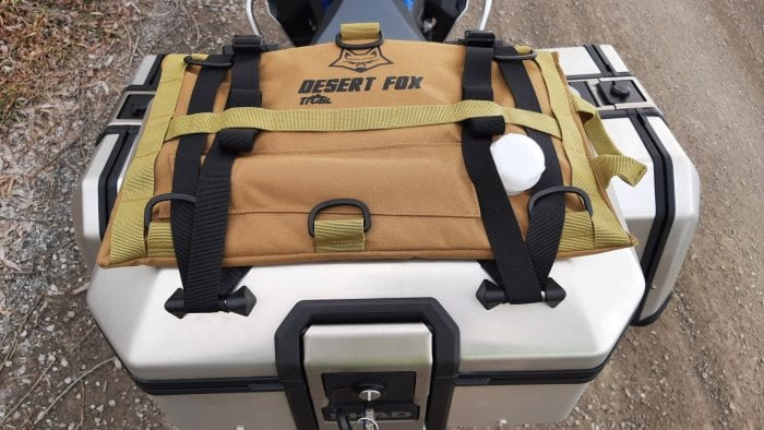 Desert Fox 3L Trail Fuel Cell Review