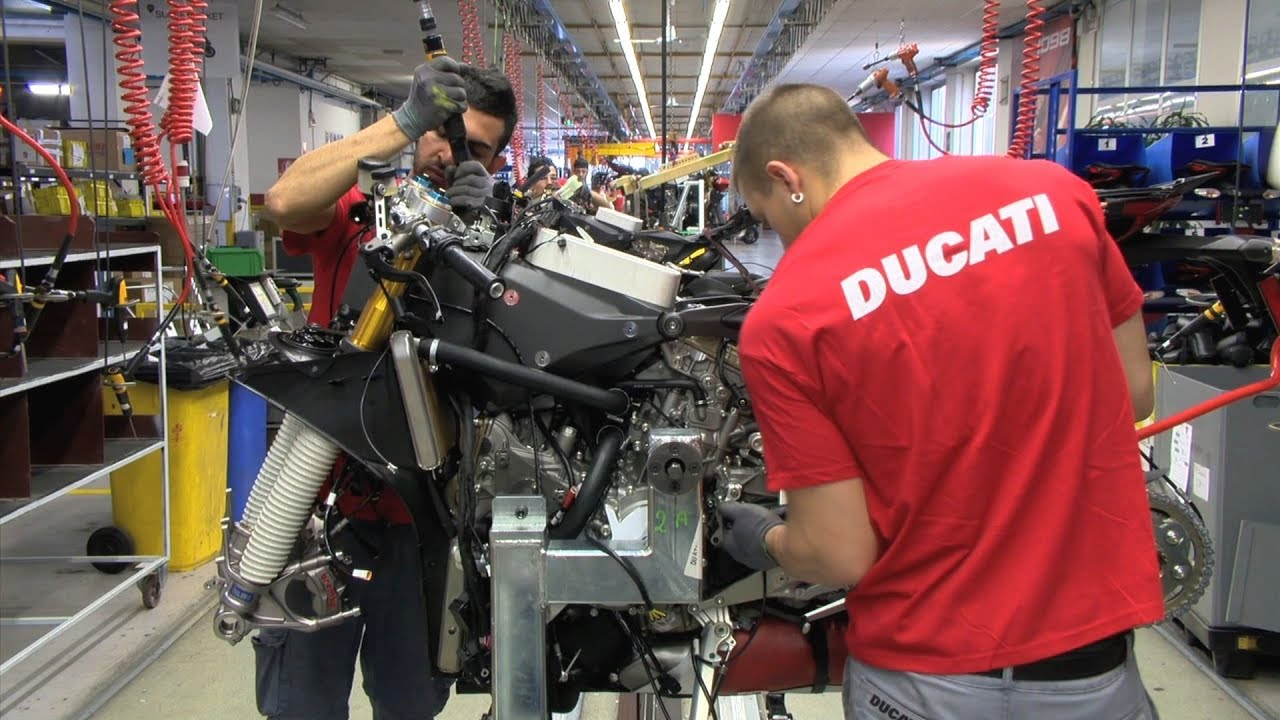 Yamaha & Ducati Among the Products Stuck on the Ever Given