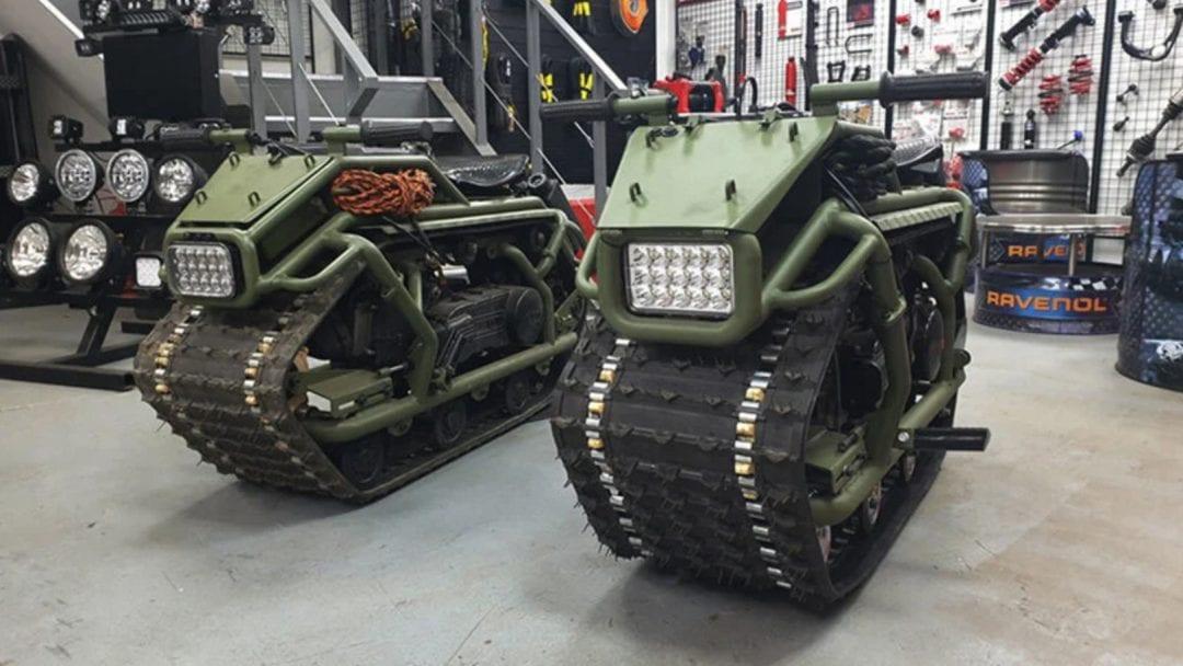 Hamyak ATV motorcycle