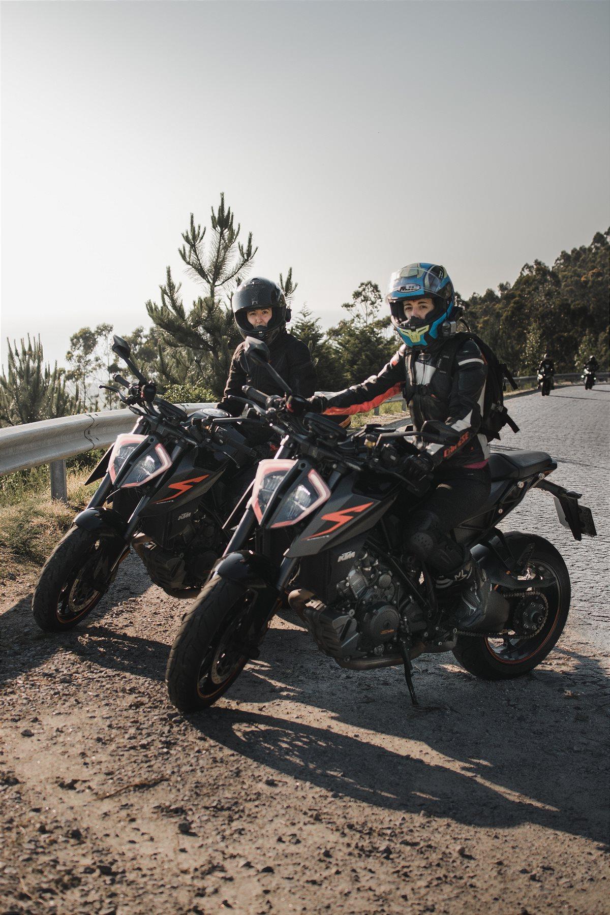 KTM Duke Riders Contestants