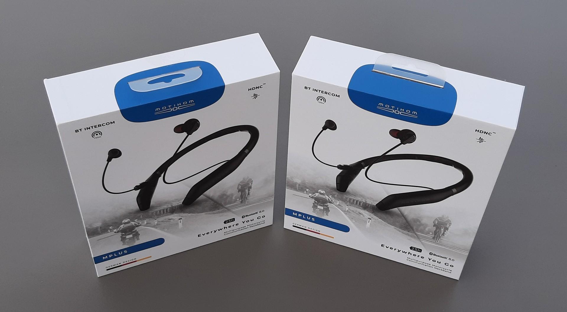 Motikom MPlus BT Intercom Headphones Review