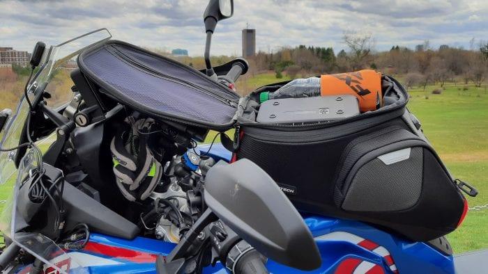 SW-Motech Pro GS Tank Bag & Pro Tank Ring Kit