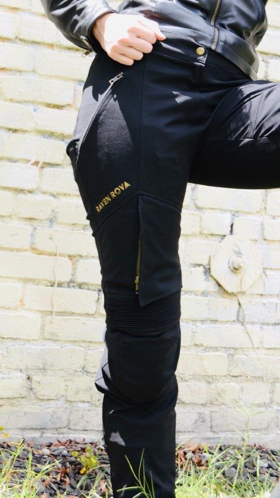 Raven Rova Raven Textile Pants