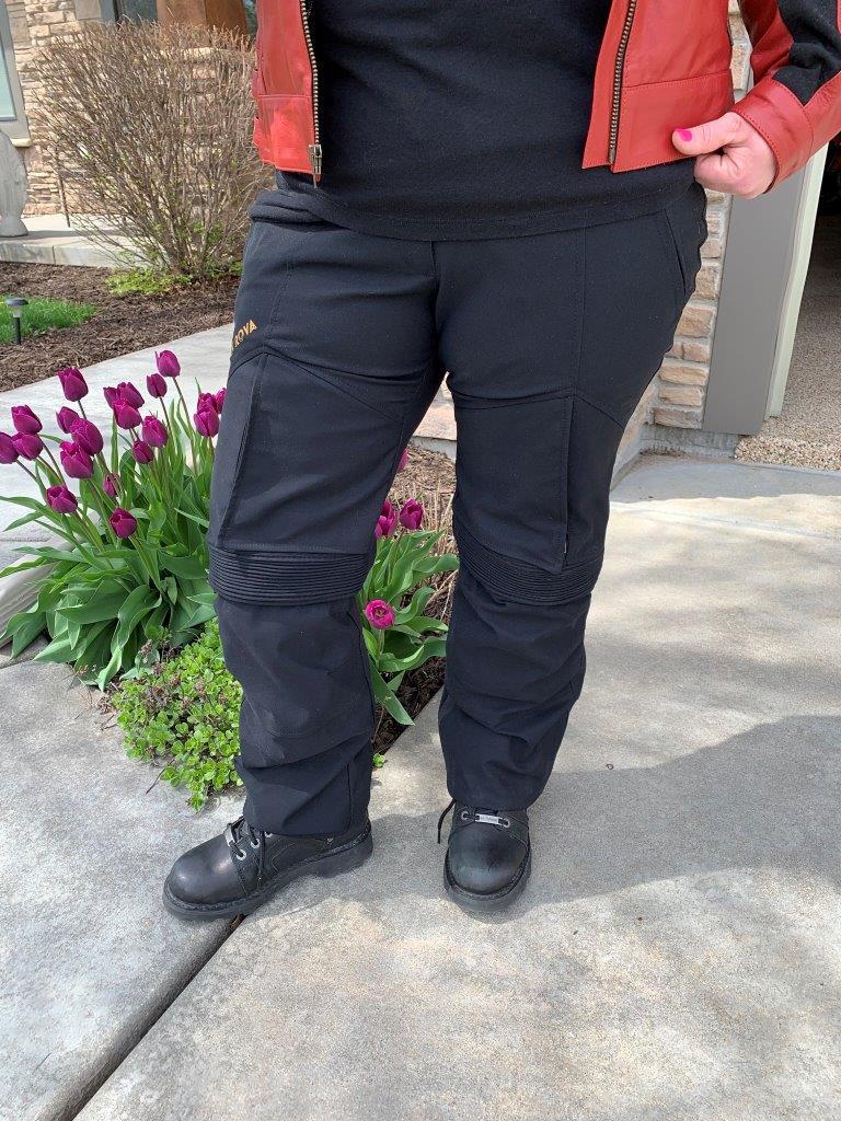 Raven Rova Raven Pants Front View
