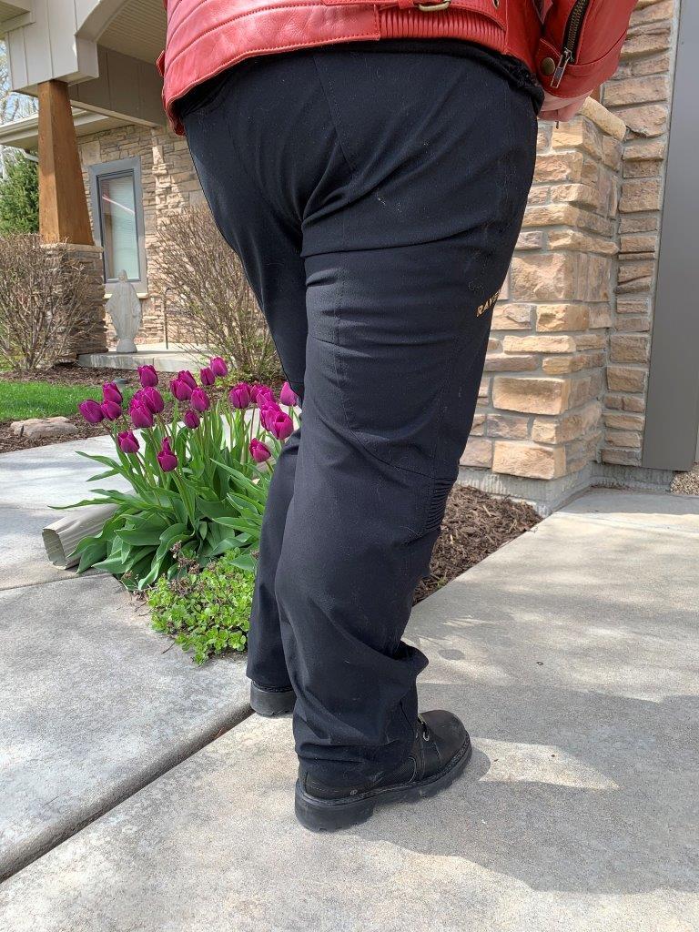 Raven Rova Raven Pants Rear View