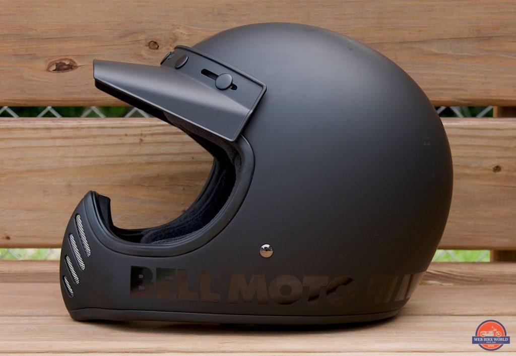 Bell Moto-3 Helmet side