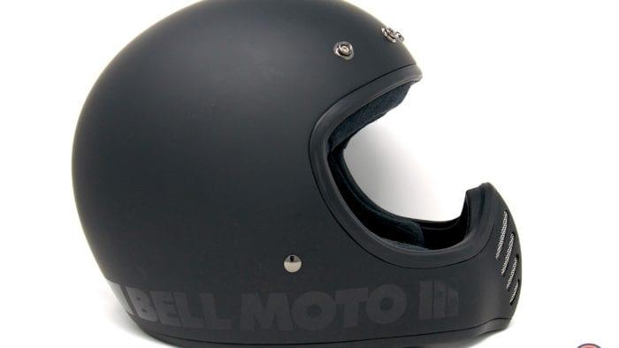 Bell Moto-3 Helmet side view
