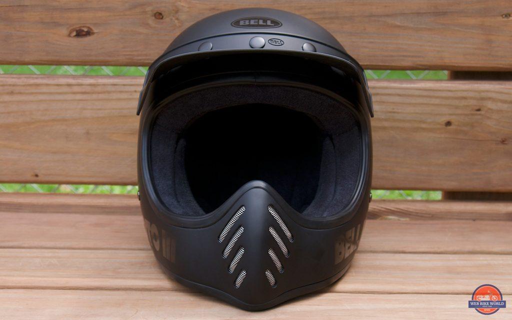 Bell Moto-3 Helmet front