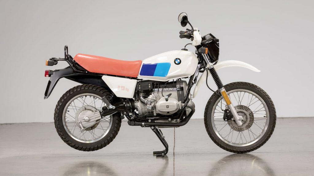 BMW R80/GS