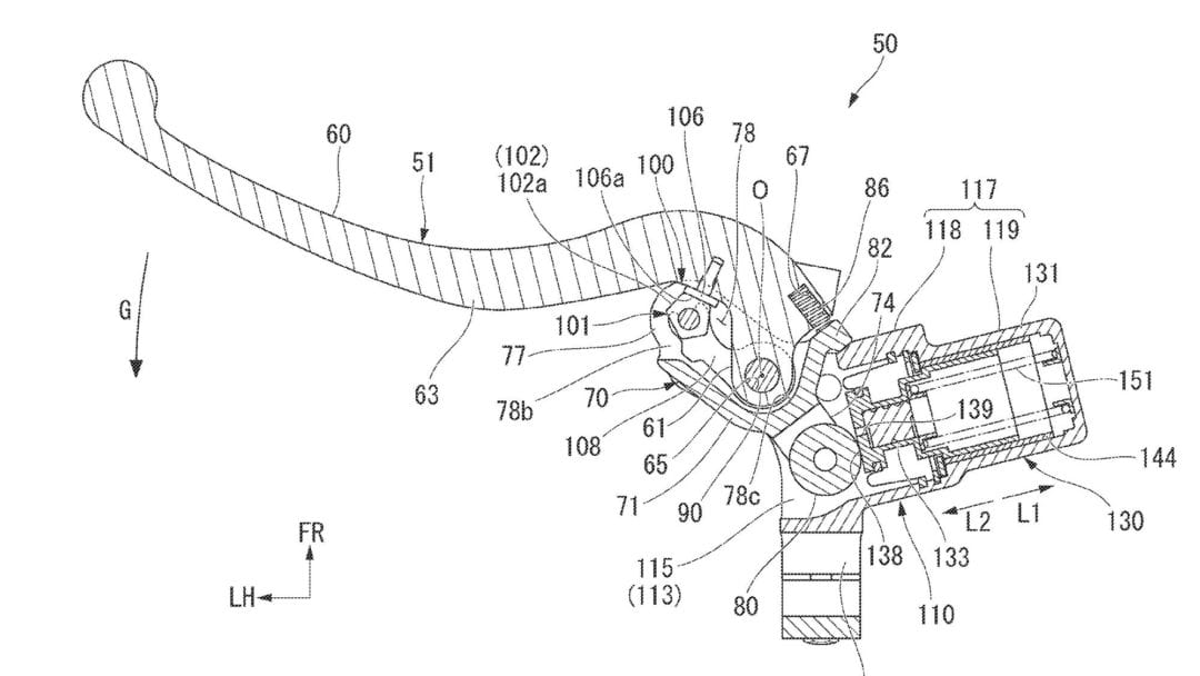 Honda files new patent for Clutch-By-Wire System