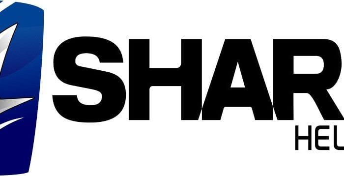 The Shark Helmets logo.