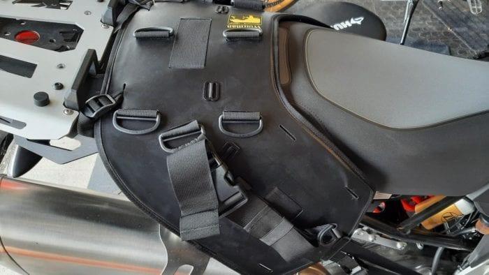 Wolfman Luggage B-Base Mounted