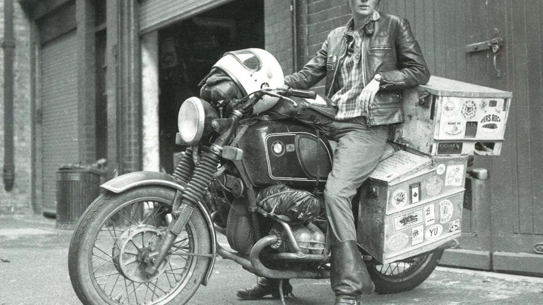 Elspeth Beard: Lone Rider - The First Woman To Motorcycle The World