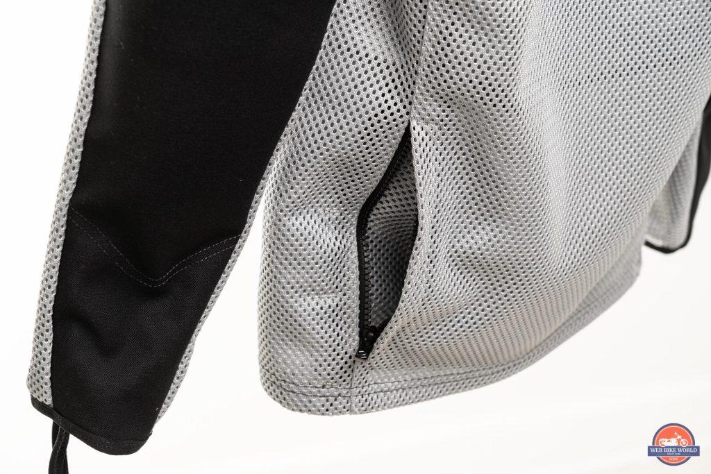 Knox Urbane Pro Mk II Armored Shirt Rear Storage Pocket