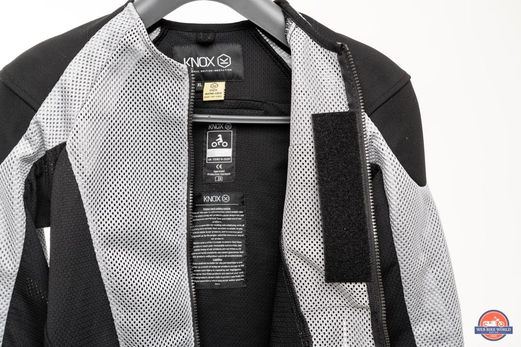Knox Urbane Pro Mk II Armored Shirt Front View