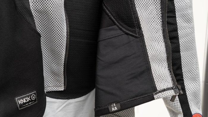 Knox Urbane Pro Mk II Armored Shirt Mesh Panels