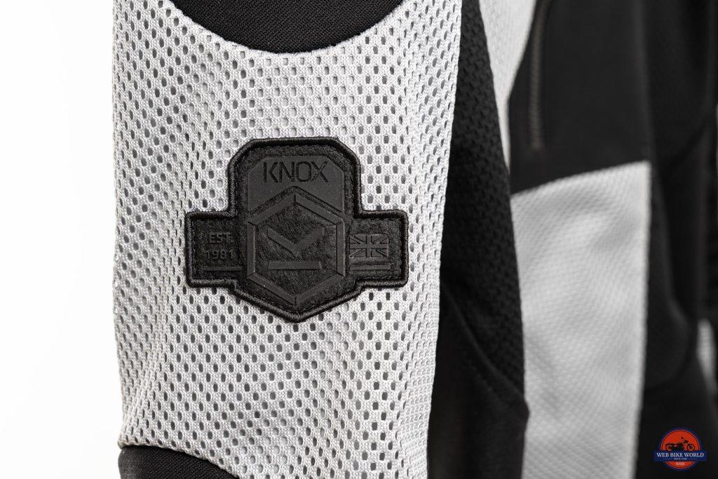 Knox Urbane Pro Mk II Armored Shirt Rubber Logo