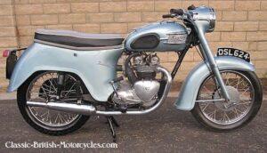 1960 Triumph Twenty-One