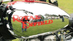 1970 Royal Enfield Interceptor