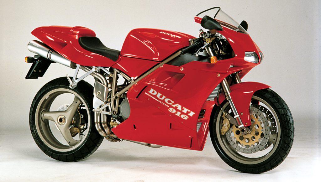 1994 Ducati 916