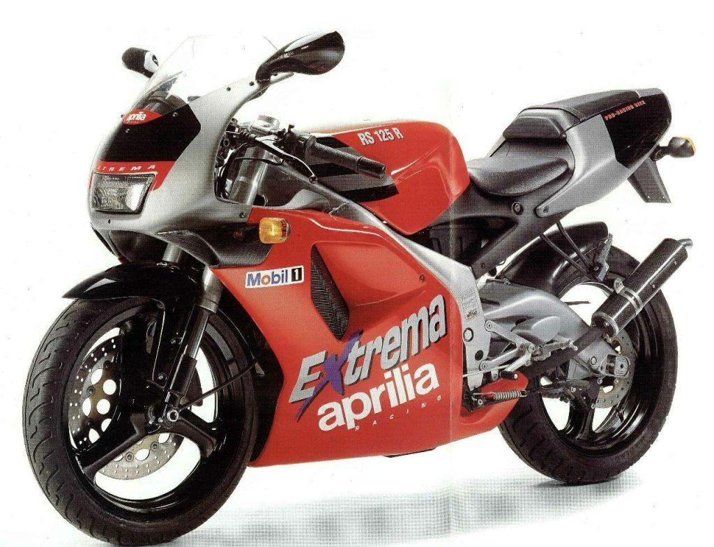 1992 Aprilia RS125 Extrema