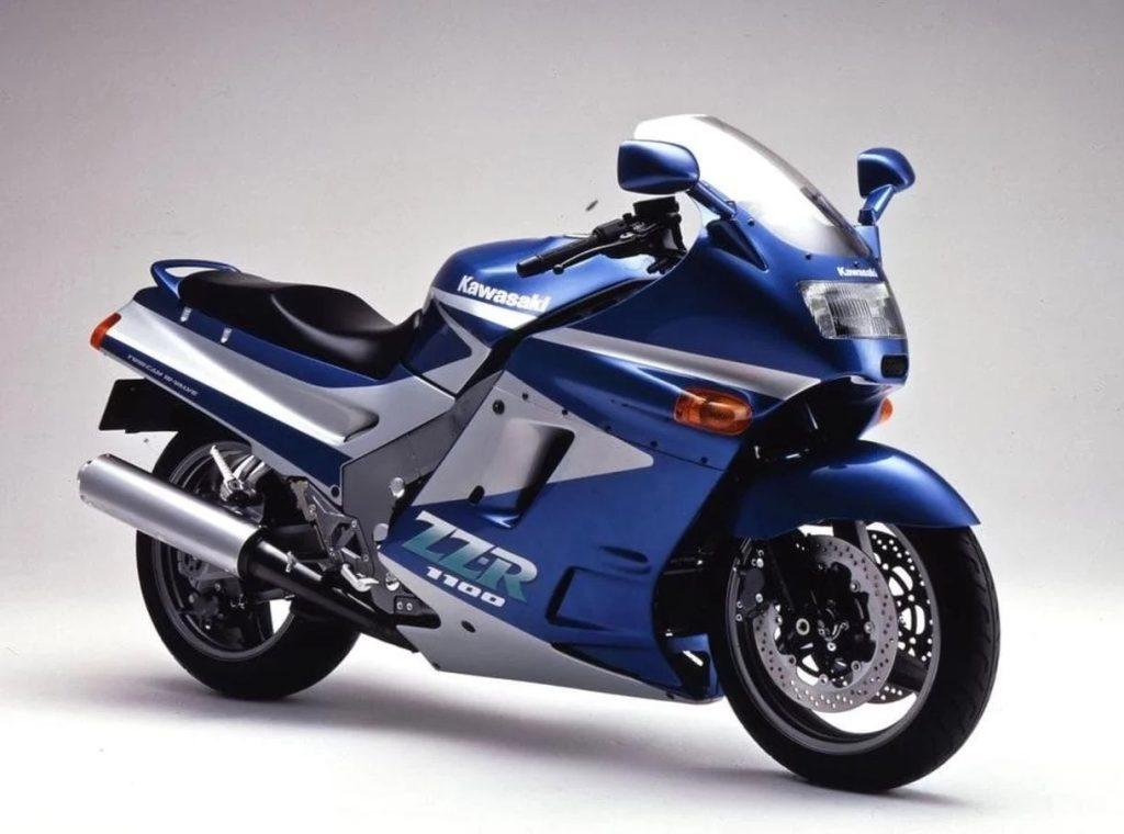 1990 Kawasaki ZX-11