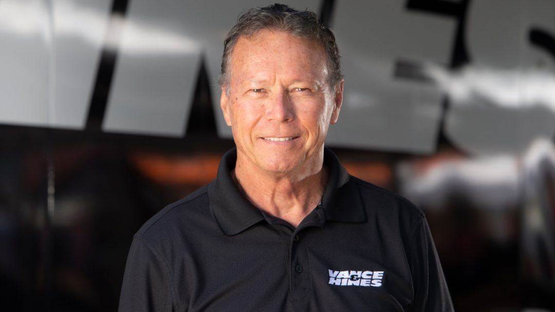 Vance from Vance & Hines Motorcycle Products